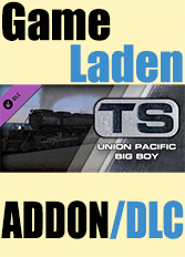 Official Union Pacific Big Boy Add-On (PC)