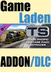 Official Union Pacific Heritage SD70Aces (PC)