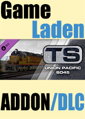 Official Union Pacific SD45 Add-On (PC)