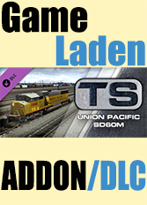 Official Union Pacific SD60M Loco Add-On (PC)