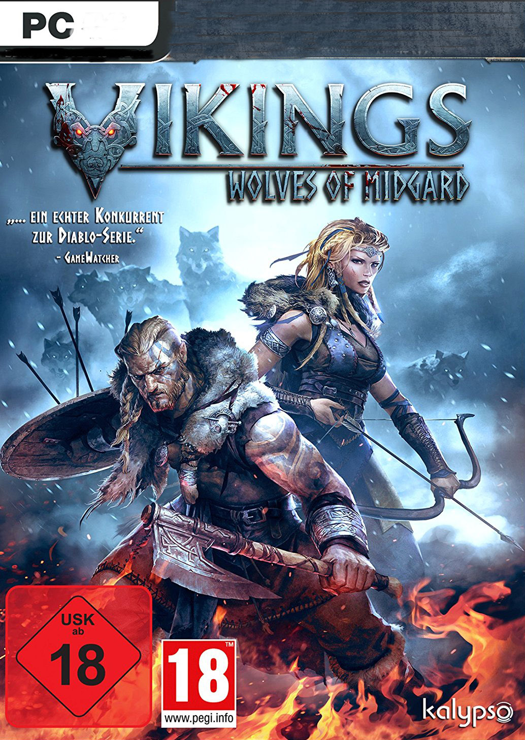 Official Vikings - Wolves of Midgard - VPN Code (PC)