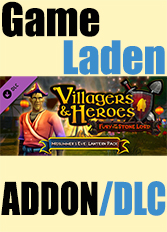 Official Villagers and Heroes: Midsummer's Eve Lantern Pack (PC)