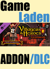 Official Villagers and Heroes: The Pit of Pyrron Pack (PC)