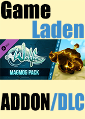 Official WAKFU - Magmog Pack (PC)