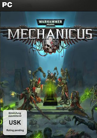Official Warhammer 40,000: Mechanicus (PC/EU)
