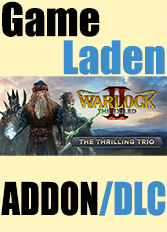 Official Warlock 2: The Thrilling Trio (PC)