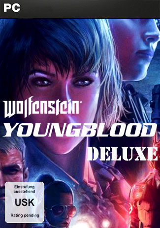 Official Wolfenstein Youngblood - Deluxe Edition (PC/DE CUT)