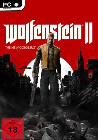 Official Wolfenstein II: The New Colossus (PC/DE)