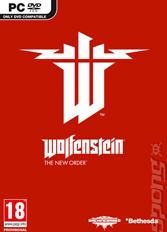Official Wolfenstein: The New Order DE Cut Version (PC)