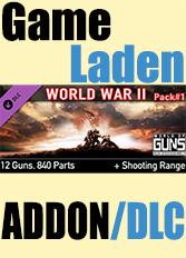Official World of Guns:World War II Pack (PC)