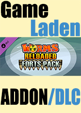 Official Worms Reloaded: Forts Pack (PC)