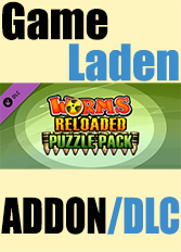 Official Worms Reloaded: Puzzle Pack (PC)