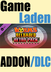 Official Worms Reloaded: Retro Pack (PC)