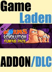Official Worms Revolution - Funfair (PC)