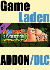 Official Worms Revolution - Medieval Tales (PC)