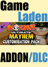 Official Worms Ultimate Mayhem - Customization Pack (PC)