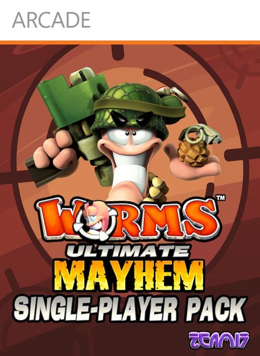 Official Worms Ultimate Mayhem - Single Player Pack DLC herunterladen (PC)