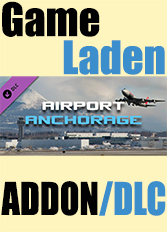Official X-Plane 10 Global - 64 Bit - Airport Anchorage (PC)