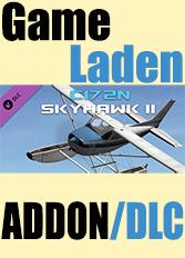 Official X-Plane 10 Global - 64 Bit - C172N Skyhawk II (PC)