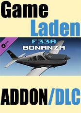Official X-Plane 10 Global - 64 Bit - F33A Bonanza (PC)
