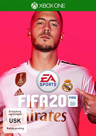 Official FIFA 20 (Xbox One Download Code)