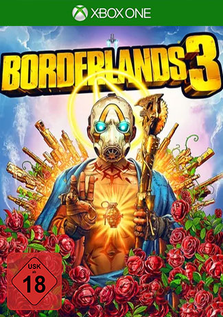 Official Borderlands 3 (Xbox One Download Code)