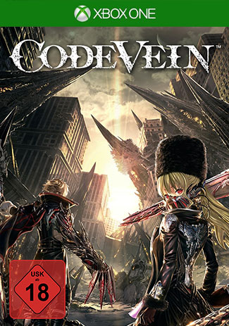 Official CODE VEIN (Xbox One Download Code)