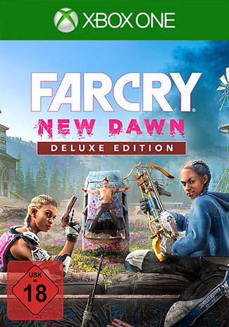Far Cry New Dawn Deluxe Edition (Xbox One Download Code)