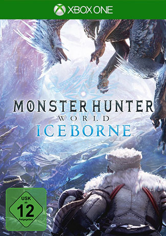 Official Monster Hunter World: Iceborne (Xbox One Download Code)