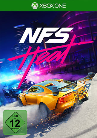 Official Need for Speed: Heat (Xbox One Download Code)