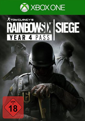 Tom Clancy's Rainbow Six Siege - Year 4 Pass (Xbox One Download Code)