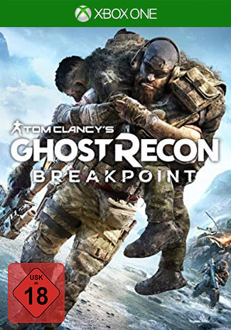 Official Tom Clancy's Ghost Recon Breakpoint (Xbox One Download Code)
