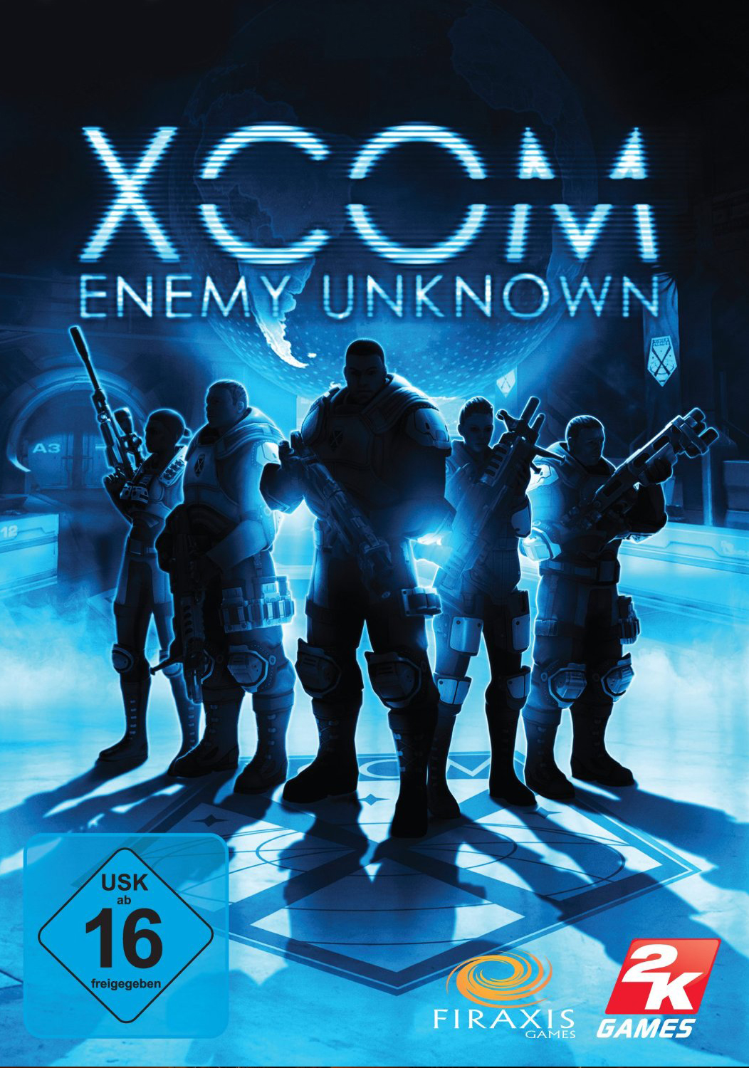 Official XCOM: Enemy Unknown (PC)