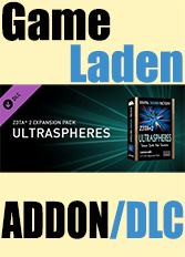 Official Z3TA+ 2 - DSF Ultraspheres Expansion Pack (PC)
