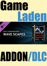 Official Z3TA+ 2 - DSF Wave Scapes Expansion Pack (PC)