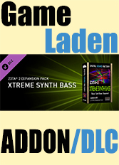 Official Z3TA+ 2 - DSF Xtreme Synth Bass Expansion Pack (PC)