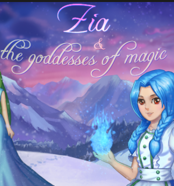 Official Zia and the goddesses of magic (PC)