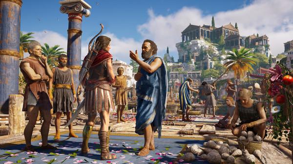 Assassin's Creed: Odyssey PC Key