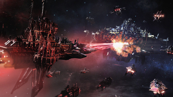 Battlefleet Gothic Armada 2 Chaos Campaign Expansion