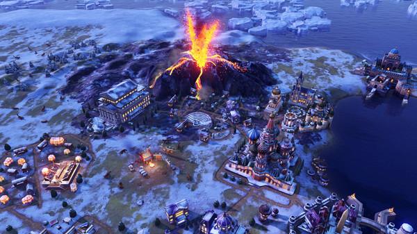 Sid Meier's Civilization VI: Gathering Storm kaufen