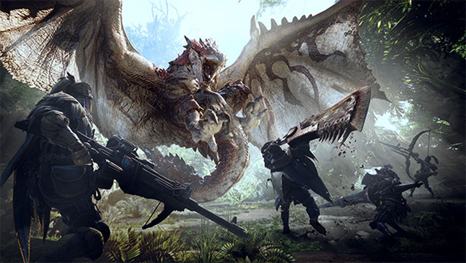 Monster Hunter World kaufen