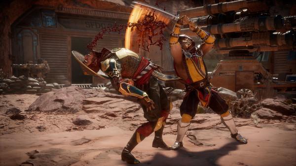 Mortal Kombat 11 PC kaufen