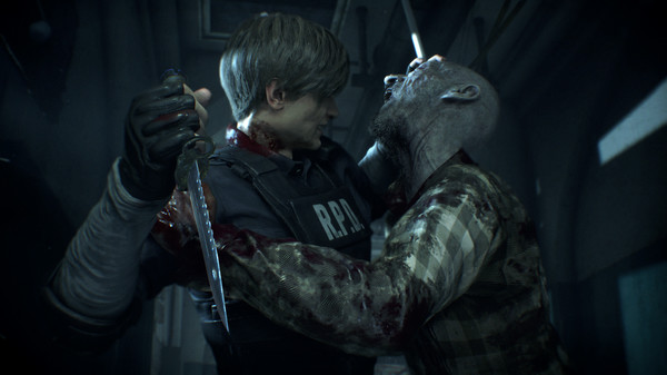 RESIDENT EVIL 2 Deluxe Edition Key kaufen