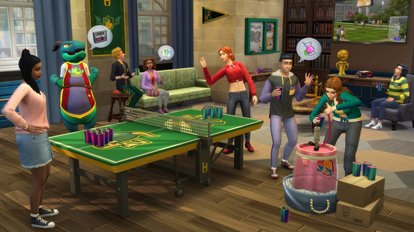 The Sims 4 Discover University kaufen