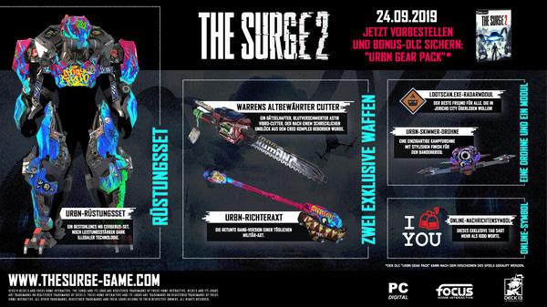 The Surge 2 kaufen