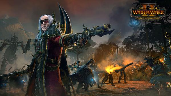 Total War: WARHAMMER II - Curse of the Vampire Coast kaufen