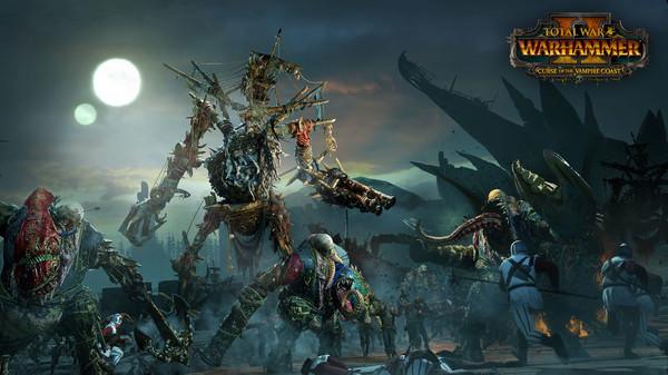 Total War: WARHAMMER II - Curse of the Vampire Coast Steam Gift kaufen
