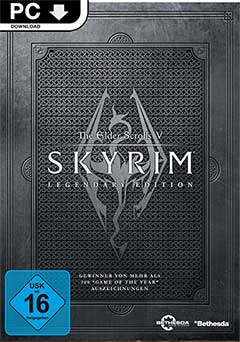 Official The Elder Scrolls V: Skyrim - Legendary Edition (PC)