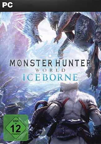 Official Monster Hunter World: Iceborne