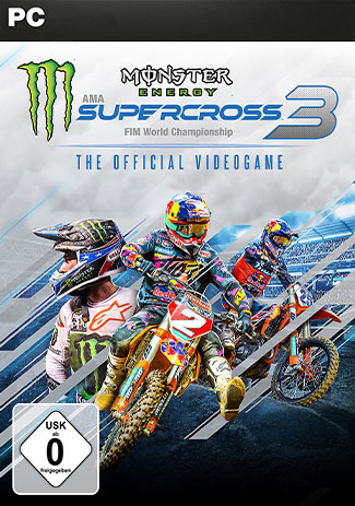 Official Monster Energy Supercross - The Official Videogame 3